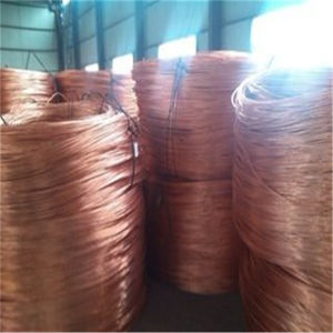 Factory Hot Sell Copper Wire Scrap 99.9%/Millberry Copper Scrap 99.99% pictures & photos