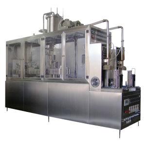 200 Ml Brick Carton Shape Filling Machine pictures & photos