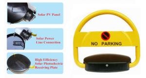 Solar Waterproof Car Parking Barrier pictures & photos