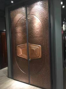 Luxus Copper Door pictures & photos