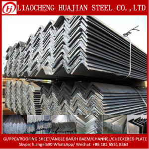 Equal Angle Steel Bar with Sizes 20*20mm~200*200mm pictures & photos