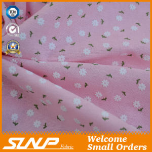 Cotton/Spandex Printing Dress Fabric