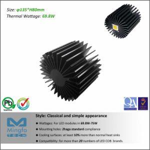 Passive LED Cooler for Bridgelux Modular Dia 135mm