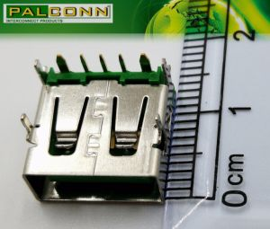 5 Pin Female Connector for Oppo Power Adapter, Power Bank. Support Quick Charge, Rated Current: 8A pictures & photos