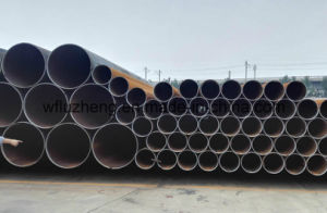 Carbon Steel Pipe/Tube, Gr. B Steel Tube, St44 Steel Tube pictures & photos