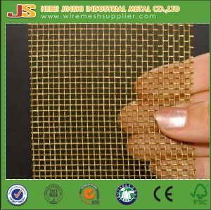 Cheap Price Copper Square Wire Mesh Screen pictures & photos