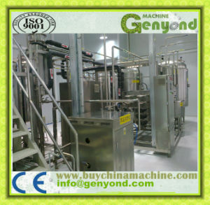 Milk Uht Tubular Sterilization Machine pictures & photos