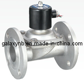 Stainless Steel Solenoid Valve with Flange for Irrigation pictures & photos