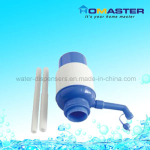 Water Bottle Cap with Handle Water Pump (H-MP05) pictures & photos