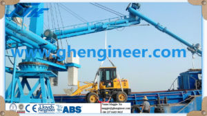 Cement Handling Screw Type Ship Unloader pictures & photos