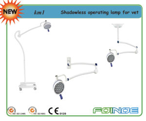 Km1 LED Shadowless Operating Lamp pictures & photos