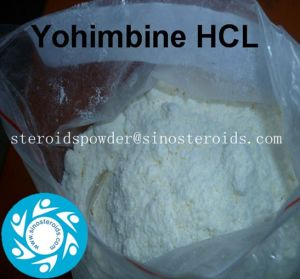 Raw Material Yohimbine HCl for Bodybuilding CAS No: 65-19-0 pictures & photos