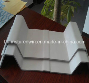 920 High Wave Trapezoid Roof Tile pictures & photos