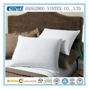 800g White Duck Feather Pillows pictures & photos