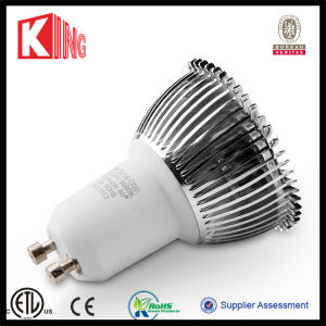 Made in China ETL SAA 5W Spotlight 2700k Dimmable GU10 LED
