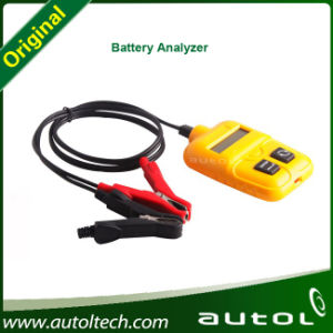 2016 Highly Recommend Battery Analyzer Battery Tester for IR CCA Voltgage Battery Diagnostic Tool pictures & photos