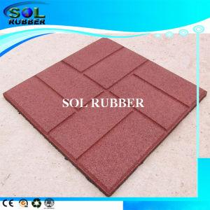 Special Design Outdoor Patio Rubber Floor Mat pictures & photos