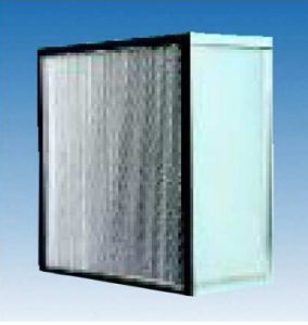 Conventional HEPA Air Filter for Air Supply System (GG)