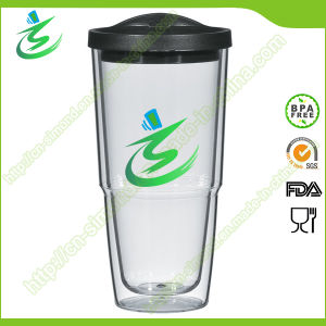 650 Ml Double Wall BPA-Free Acrylic Beer Mug (TB-A4) pictures & photos