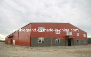 Fabricated Light Steel Strcture Building/Workshop Building pictures & photos