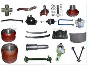 Sinotruk HOWO Dongfeng Shacman Faw Truck Chassis Auto Spare Parts pictures & photos