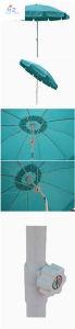 Hot Sale 9ft Fiber Glass Parasol with Crank-Garden Parasol Patio Umbrella Outdoor Umbrella Garden Umbrella pictures & photos