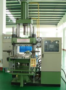 Rubber Machinery Vacuum Vulcanizing Press Machine pictures & photos