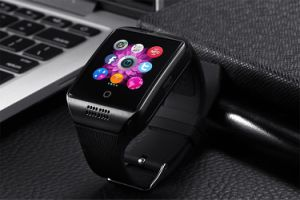 Bluetooth Watch Mobile Phone Dz09 for Samsung Android Cell Phone SIM Card Anti-Lost Touch Screen pictures & photos