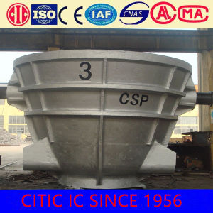 Valued Service Custom Made Die Foundry Ladle Slag Pot with Carbon Steel pictures & photos