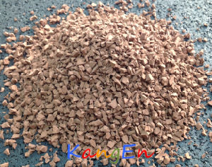 Anti - Slip EPDM Rubber Granule (KE08 Brown) pictures & photos