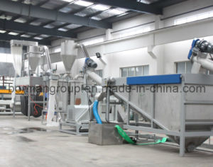 Plastic Recycling Machinery pictures & photos
