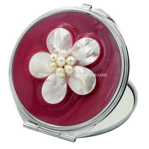 Custom Beauty Round Makeup Mirror pictures & photos