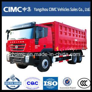 Best Quality 380HP 6X4 Hongyan Genlyon Dump Truck Tipper Truck pictures & photos