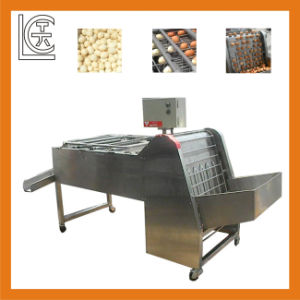 Automatic Boiled Egg Peeling Machine pictures & photos