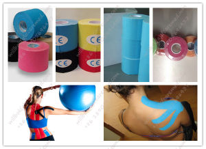 Kt Kinesiology Tape pictures & photos