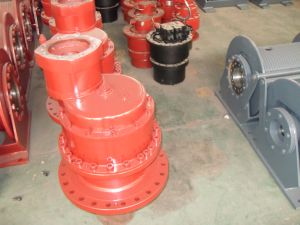 Hydraulic Transmission Planetary Slewing Speed Reducers pictures & photos