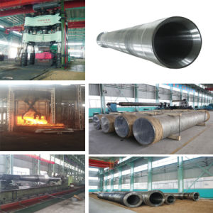 Hot Sale Forged Mould for Centrifugal Casting Cast Iron Pipe pictures & photos