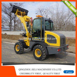 1.5 Ton Compact Small Wheel Loader with CE, EU3 Engine pictures & photos