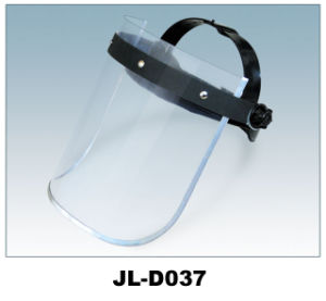 High Quality PVC Visorface Shield with CE pictures & photos