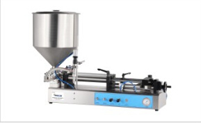 CE Commercial Horizontal Pneumatic Filling Machinery