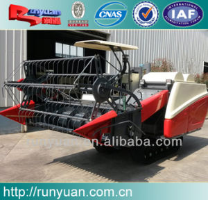 Paddy Rice Harvester 4lz-2.3 Factory Price of Combine Harvester