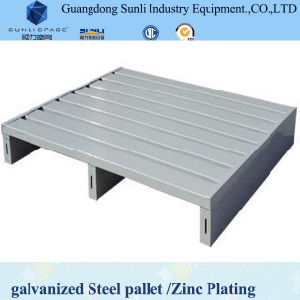 2015 Stainless Custom Shipping Steel Pallet pictures & photos