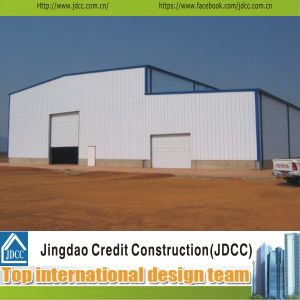 High Quality and Low Cost Pre-Fabricated Steel Structure Shed pictures & photos