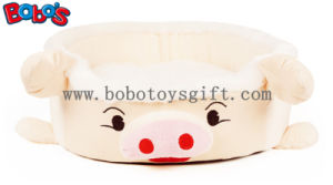 Plush Stuffed Pig Shape Pet Bed for Puppy Cat Dog Bosw1095/45X40X13cm pictures & photos