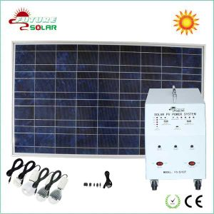 300W Portable Solar Power Systems (FS-S107)