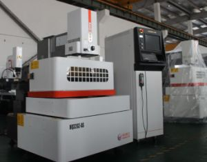 C Type Colum and T Bed Feature CNC Wire EDM Machine Hq32gz-as