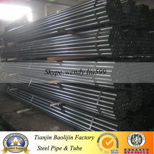 Round Hollow Section Ms Steel Pipe pictures & photos