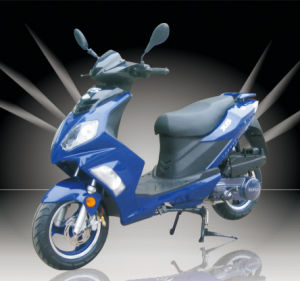 Sanyou F3 50cc -150cc Gasoline Scooter (SY125T-21) pictures & photos