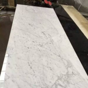 Italian White Bianco Carrara Marble Slab pictures & photos