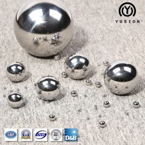 China S-2 Tool Steel Balls for Oil Field Applications pictures & photos